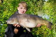 New PB - 21lb2oz Slough House Mirror